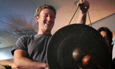 Марк Цукерберг начинает выполнять свои новогодние обещания