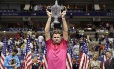 Швейцарец Вавринка победил Джоковича и впервые стал чемпионом US Open