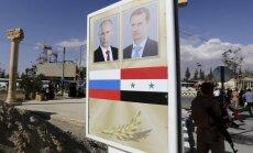 Tilersons izvirza ultimātu: Maskavai jāizvēlas starp Asadu un ASV