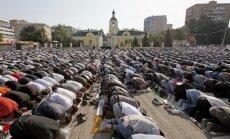 Gadsimta vidū pasaulē būs vienlīdz daudz musulmaņu un kristiešu, secināts pētījumā