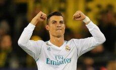 'Real' izrauj uzvaru pār PSG; 'Liverpool' sagrauj 'Porto'