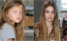 Foto: Kā izaugusi pasaulē skaistākā meitenīte