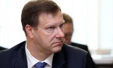 Dārgā elektrība: 'Sadales tīkla' vadītājs Pinkulis atkāpjas no amata