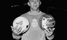Miris leģendārais 'Real Madrid' spēlētājs di Stefano