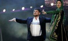 Kadirovs ir otrs ietekmīgākais cilvēks Krievijā, secina 'Radio Brīvā Eiropa'