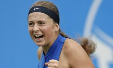 ВИДЕО: Остапенко обыграла победительницу С.Уильямс и вышла в полуфинал