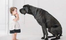 Bīstami mīti par bērna un suņa draudzību: zoopsihologa skatījums