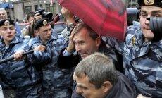 Tiesa liek Krievijai maksāt 35 000 eiro individuālo piketu dalībniekiem