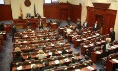 Maķedonijas prezidents valdības veidošanu uztic Gruevskim