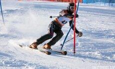 Latvijas kalnu slēpotājiem kāpums FIS rangā