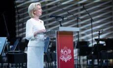 Zeme, tauta, valsts un cilvēki – svarīgākie ieguvumi no Latgales kongresa, uzsver Mūrniece