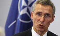 Stoltenbergs: ir svarīgi būt gataviem negaidītai situācijai