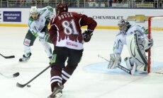 Rīgas 'Dinamo' Ufā pieveic Kuldas pārstāvēto 'Salavat Julajev' komandu
