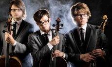 Čellu trio 'Melo-M' piedāvā jaunu videoklipu 'Forest Lights'