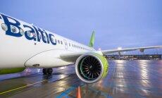Авиакомпания airBaltic установила новый рекорд по числу пассажиров