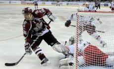 Rīgas 'Dinamo' Jekaterinburgā aizvada šī gada pēdējo izbraukuma spēli
