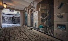 ФОТО: В Риге открылась арт-гостиница в честь Шерлока Холмса