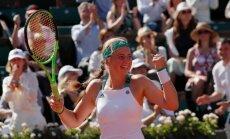 ВИДЕО, ФОТО: Остапенко переписывает историю латвийского тенниса