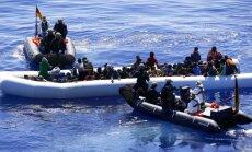 Eiropas Savienības Vidusjūras operācija iedrošina migrantus riskēt, uzskata Lībija