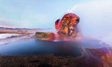 Apbrīnojams skaistums, kas izveidojies cilvēka kļūdas dēļ - Flai geizers Amerikā
