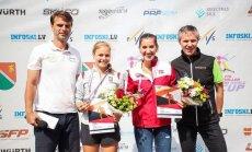 Latvija PK rollerslēpošanā sezonas kopvērtējumā ieņem piekto vietu