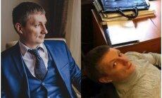 Motorolas 'slepkavas Ozoliņa' fotogrāfijā sevi atpazinis Maskavas jurists Čapiss