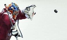 Pēc smagās uzvaras kanādieši slavē Gudļevski un Latvijas izlases spēli