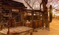 Foto: Holivudas vesternu butaforija, kas kļuvusi par īstu pilsētu