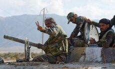 Vienošanās par ceturto Sīrijas drošības zonu 'ļoti tuvu', apgalvo Krievija