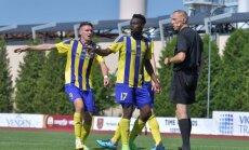 Akinjemi noliedz draudēšanu no FK 'Ventspils' puses