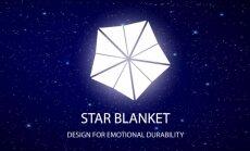 Pašmāju dizainere radījusi interaktīvu miega segu bērniem