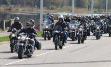 Motociklisti ar Saeimu pārspriedīs transporta nodevas samērīgumu