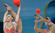 Reanimācijā nonākusi Londonas olimpisko spēļu čempione mākslas vingrošanā