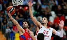 CSKA Milos Teodosic, Galatasarai Austin Daye