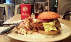 Поесть за 10 евро. Чем кормят в ресторане Street Burgers