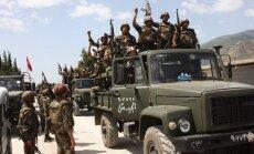 Sīrijas konflikts: vai Damaska var atbildēt ASV triecienam?