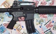 Pērn pirmo reizi Latvijā konstatēta iespējama terorisma finansēšana