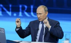 Путин: Россия будет наращивать ядерный и военный потенциал
