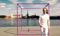 Maratonists Dins Vecāns 28 Eiropas pilsētās aicinās ziedot 'Dakteru klaunu' darbībai