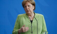 Меркель заверила Иран в приверженности атомной сделке