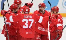 Daugaviņš un Karsums gūst vārtus 'Spartak' uzvarā pār Minskas 'Dinamo'