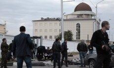Latvijas Ārlietu ministrija izsaka līdzjūtību Groznijā bojāgājušo policistu tuviniekiem