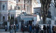 За Путина на выборах президента проголосовали 19 тысяч живущих в Латвии россиян