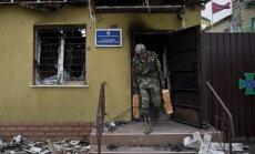 Atkal fiksē Krievijas karavīru ierašanos Ukrainas austrumos