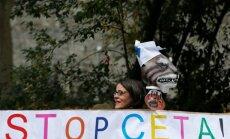 ES samits noslēdzas bez vienošanās par iespējām parakstīt CETA
