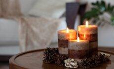 No minimālisma līdz tautiskiem elementiem – stila iezīmes mājlietām svētku laikā