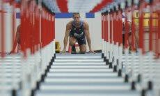 Sporta žurnālisti aicina vieglatlētikas rekordus skaitīt 'no nulles'