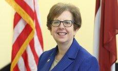 Посол США: Латвия - союзник и друг США; на Украине люди продолжают гибнуть в ненужном конфликте