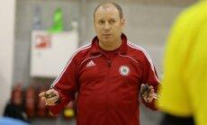 Latvijas telpu futbola izlasei jāiekļūst EČ pamatturnīrā, paziņo treneris