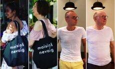 Latviešu pensionāru pāris imitē populāras 'Instagram' zvaigznes
